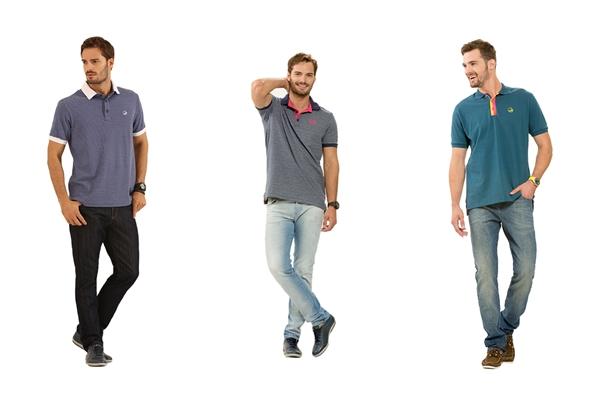 1fbc66d1bd Como combinar camisa polo com calça jeans sem cair no óbvio!  - AF