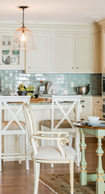 Chic Country Style Kitchens 2