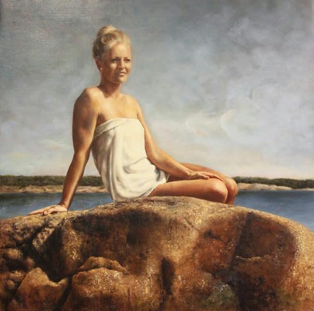 Чувственность и обаяние тела. Yvonne Jeanette Karlsen