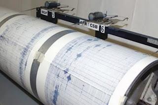 Reportan tres temblores de tierra en el país