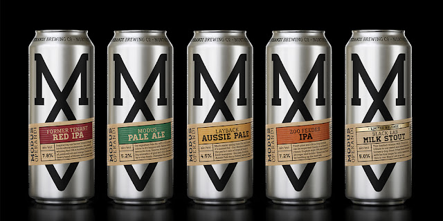 Bao bì bia Modus Operandi được thiết kế bởi Co Partnership
