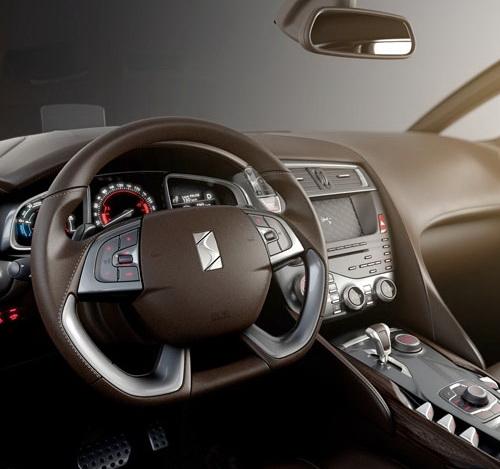 All In Car: 2011 Citroen DS5
