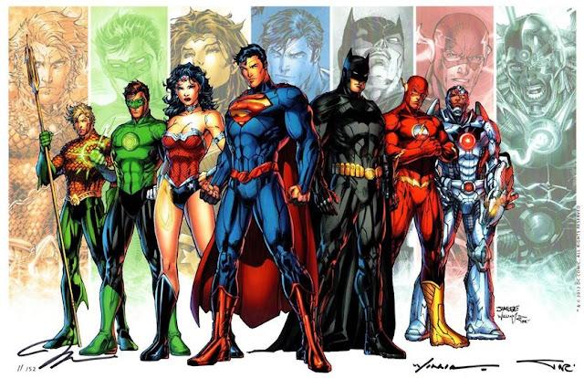 Mengenal DC New 52, Titik Baru untuk Memulai dan Perubahan Dunia DC