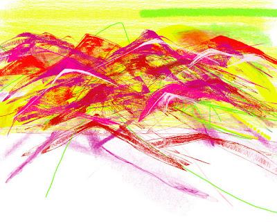 Современное искусство - цифровое искусство живопись