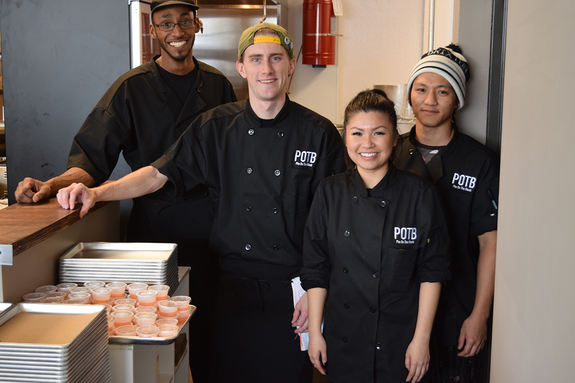 41d9f37de9c It is not every day that you have the opportunity to impact a new start-up restaurant  in your community. So when Gary Schultz