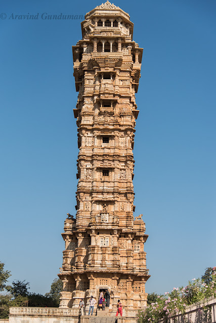 Chittorgarh fort - the largest fort in Rajasthan