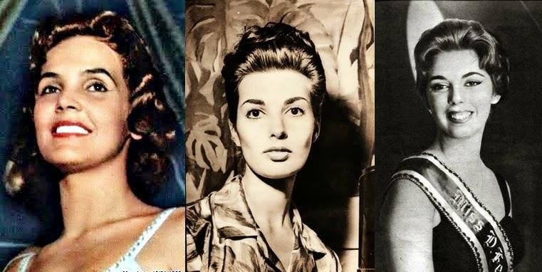 Misses Universo Brasil 1957, 1958 e 1959