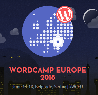 Invitation :: WordPress :: WordCamp Europe 2018