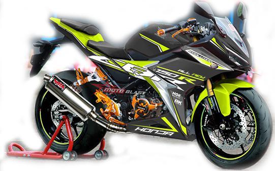 gambar Modifikasi Honda CBR 150R