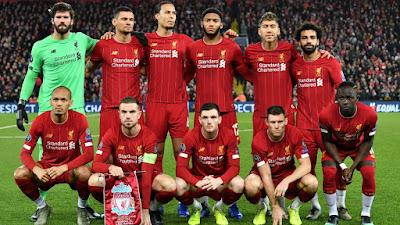 Liverpool Juara Liga Inggris 2019/2020 www.guntara.com