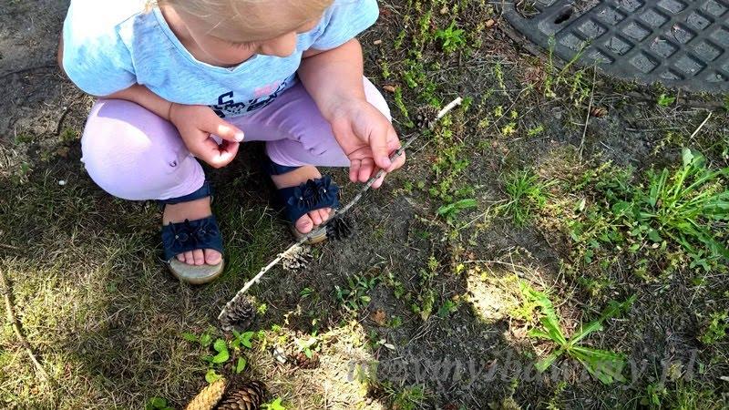 Co robić z dzieckiem - lato