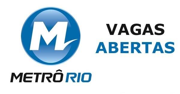 MetroRio abre Processo Seletivo para Agente Sem Experiência