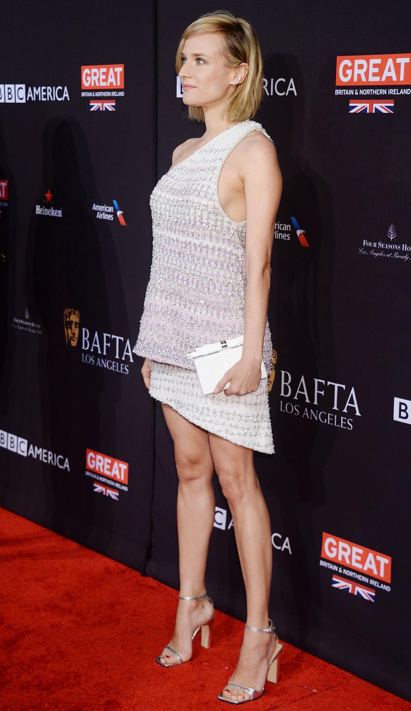 Diane Kruger Style 2018
