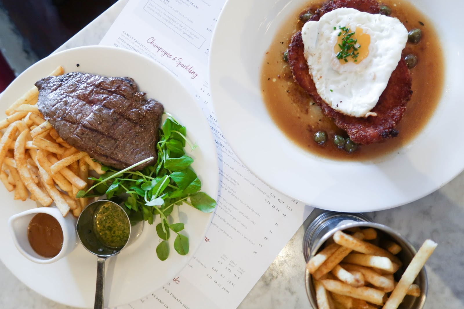 Cafe Rouge at The Mailbox, Birmingham review