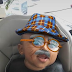 See Kim Kardashian's funny snapchat faces of Saint West on his 9 month Bday(photos)