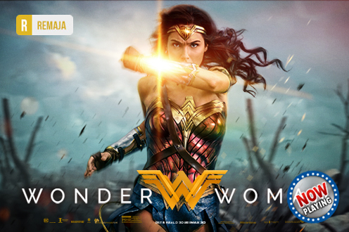 Film WONDER WOMAN Bioskop