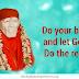 Shirdi Sai Baba Blessings - Experiences Part 2674