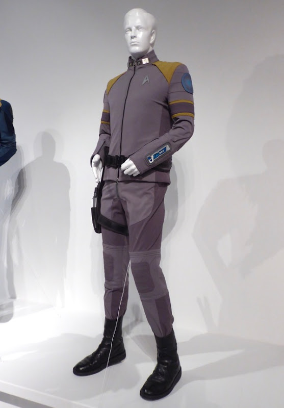 Star Trek Beyond Captain Kirk Starfleet costume
