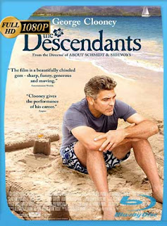 The Descendants (Los descendientes) (2011)​ HD [1080p] Latino [GoogleDrive]