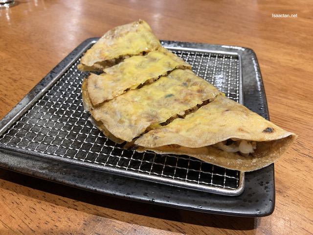 BÁNH TRÁNG NƯỚNG (Grilled Rice Paper with Minced Pork) - RM9.90