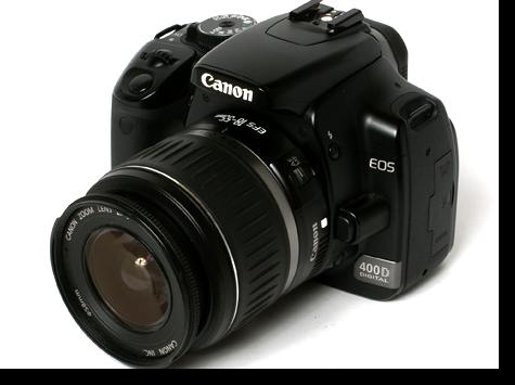 1 Kamera Dslr Canon Eos 400D