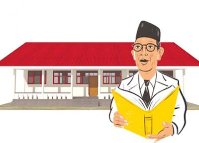 Contoh Syair Pendidikan Bersajak a-a-a-a Paling Lengkap Terbaru