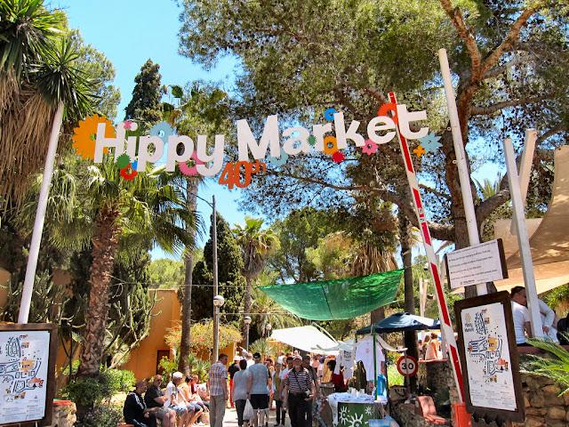 Ibiza Hippy Market Es Canar
