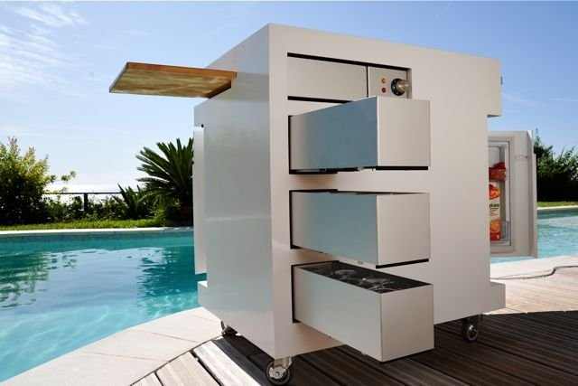 3 Way Refrigerator >> Move Kitchen - Compact Mobile Outdoor Kitchen Design ...