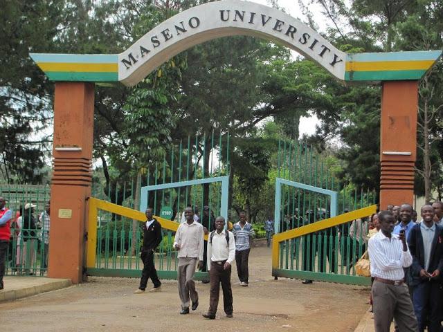 Maseno University. PHOTO | THE STAR