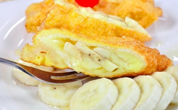 Bánh chuối phô mai