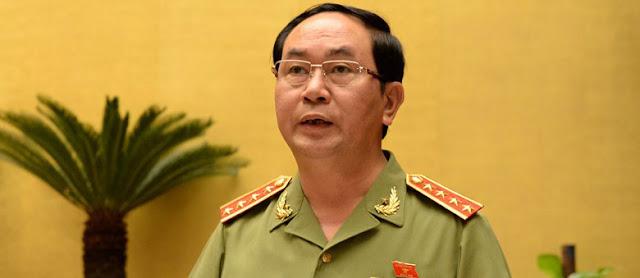"""Bộ trưởng CA Trần Đại Quang: """"Các thế lực phản động nổi lên trong năm 2015"""""""