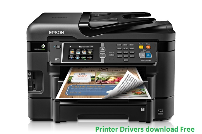 Cant Download Epson Wf-3640 Printer Drivers
