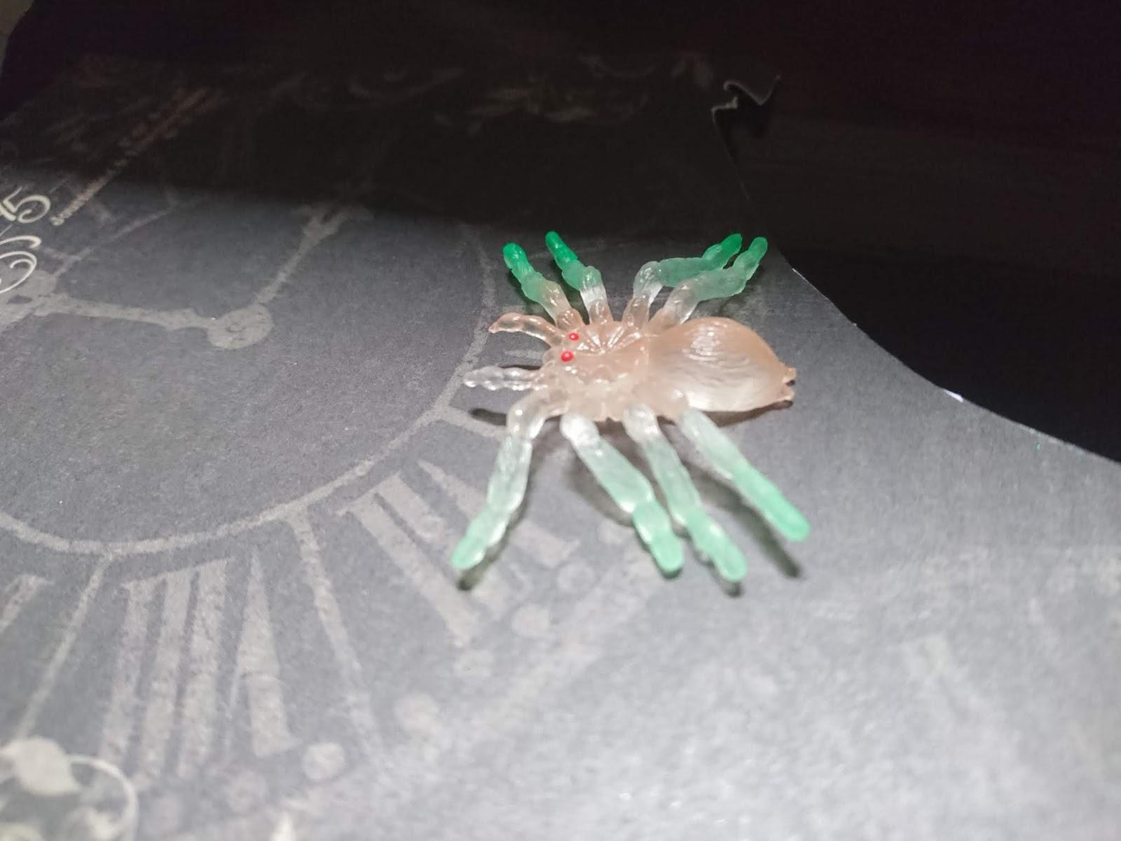 Araña como era originalmente