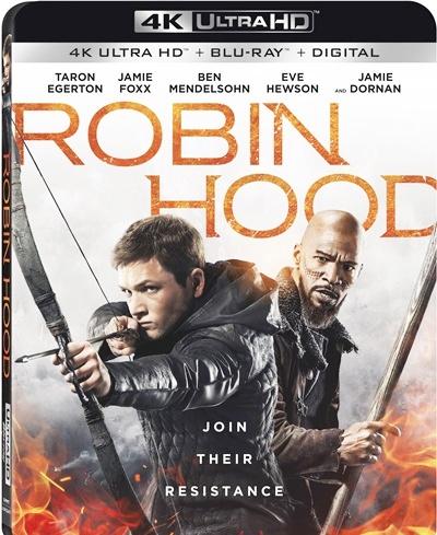 Robin Hood 2018 English BluRay 480p 300MB 720p 900MB ESubs