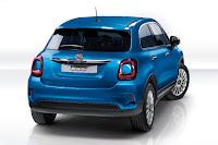 Fiat 500X (2019) Rear Side 1