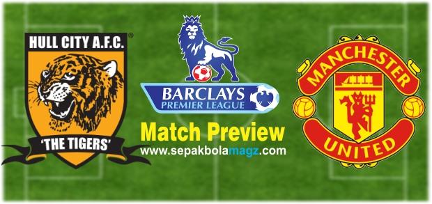 Prediksi Hull City vs Manchester United Sabtu 27 Agustus 2016