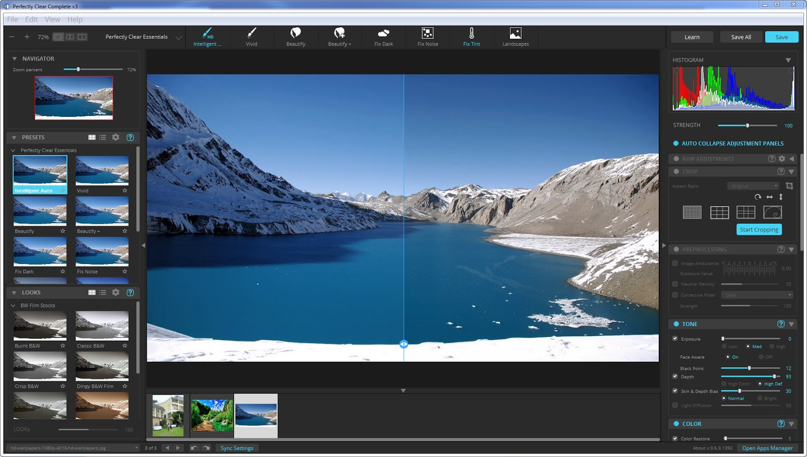 Perfectly Clear Complete v3.6.3.1392 Full version