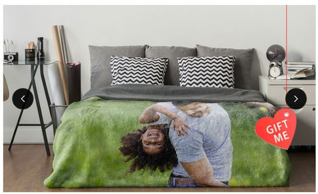 FROM $24.99$133.90 Buy! From $24.99 for a Personalised Photo Blanket (Don't Pay up to $238.9)
