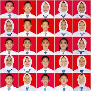 Kumpulan Pas Foto Siswa Siswi Sma Negeri Jayaloka Angkatan Ke-12 Tahun 2018