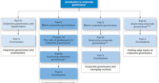 CORPORATE GOVERNANCE – MODULE OUTLINE