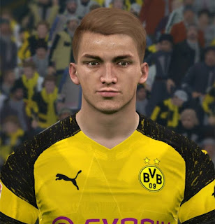 PES 2017 Faces Maximilian Philipp by ABW_FaceEdit