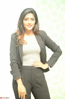 Actress Eesha Looks gorgeous in Blazer and T Shirt at Ami Tumi success meet ~  Exclusive 105.JPG