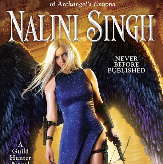 Cover Reveal - Archangel's Heart by Nalini Singh