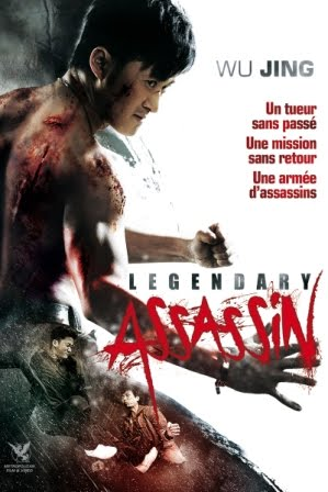 Legendary Assassin (2008) Dual Audio Hindi 720p BluRay 1GB ESubs Free Download