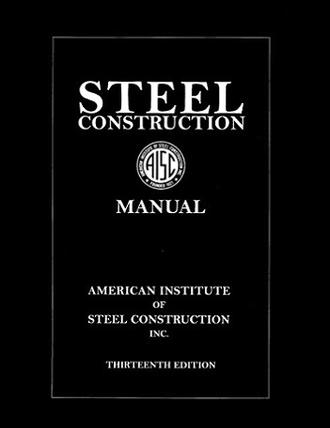American Institute of Steel construction manual Download