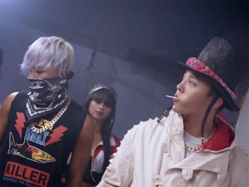 """G-Dragon and Taeyang - """"Good Boy"""""""