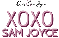 Xoxo, Sam Joyce — Brazilian Beauty & Fashion Blog