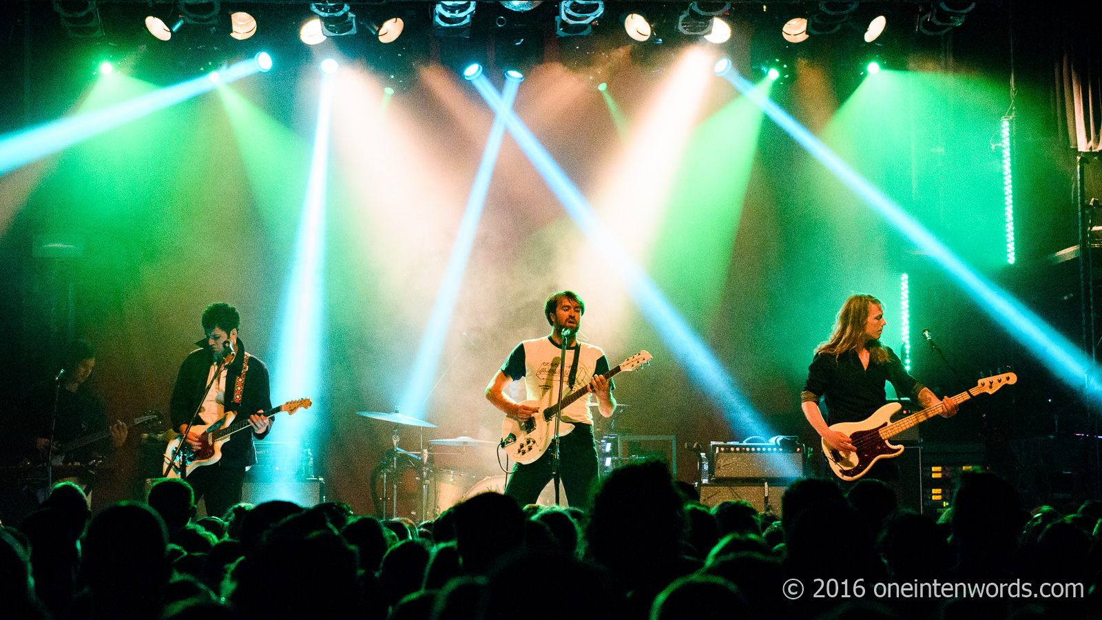 one in ten words: The Vaccines at The Mod Club - Concert