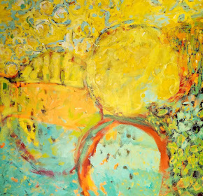 ROSE BRYANT large abstracts. studio 9