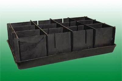 ящики для рассады, выращивание рассады
